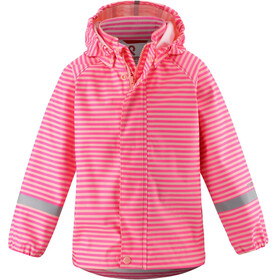 Reima Vesi Raincoat Kids, powder pink